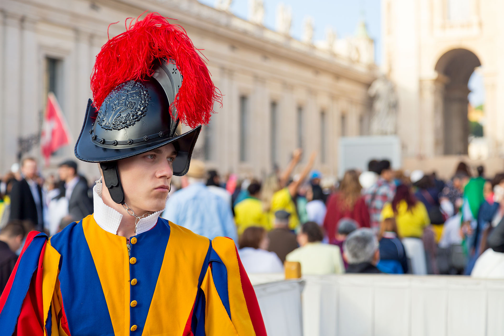 Destination gay du Vatican