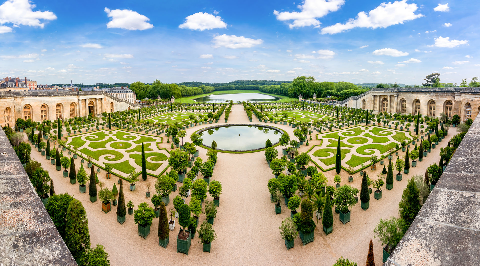 Destination gay de Versailles