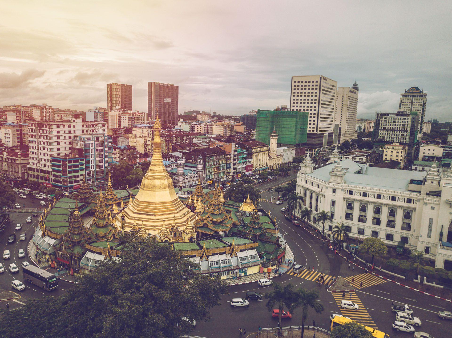 Destination gay de Yangon