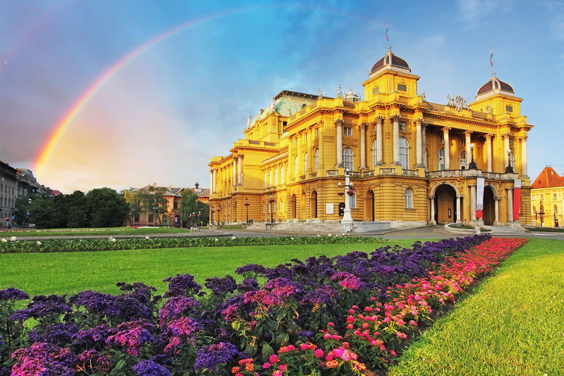 Destination gay de Zagreb