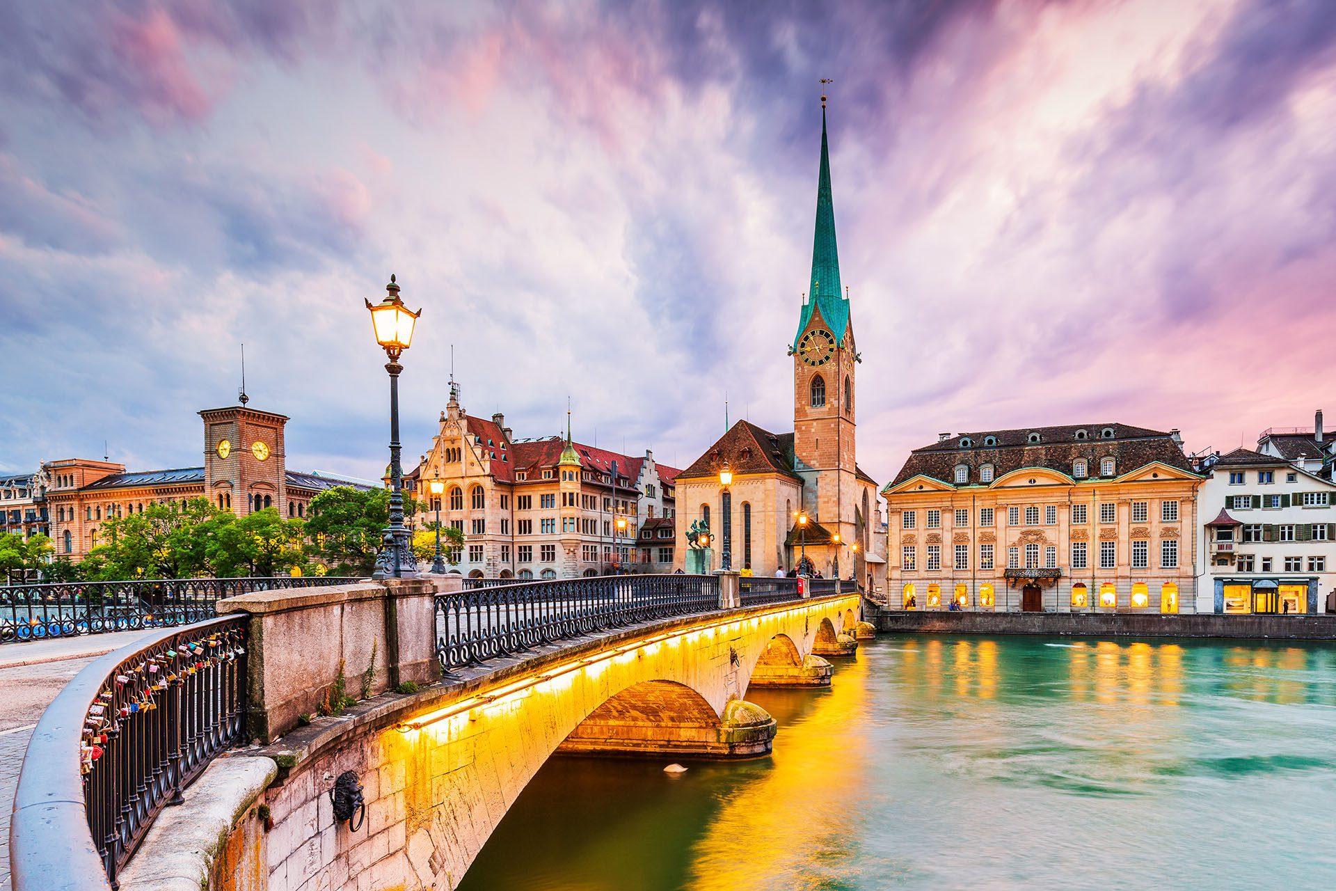 Destination gay de Zurich