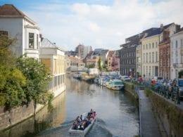 Gand : une ville à découvrir lors de votre prochain voyage en Belgique