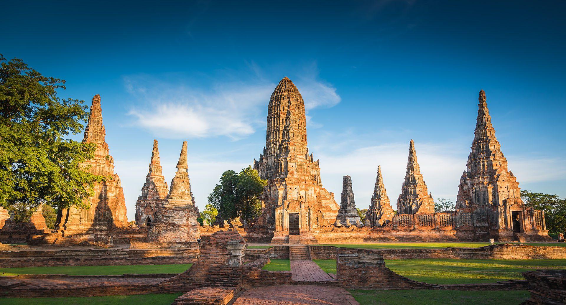 Guide gay d'Ayutthaya