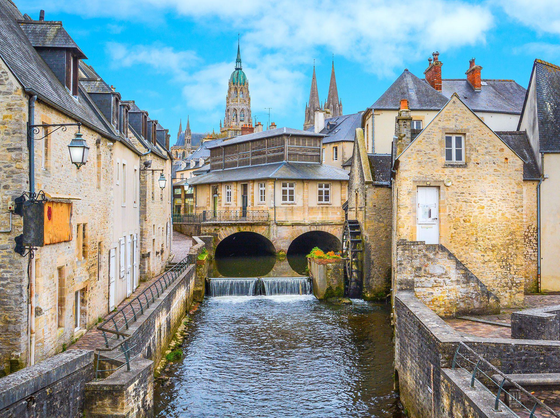 Guide gay de Bayeux