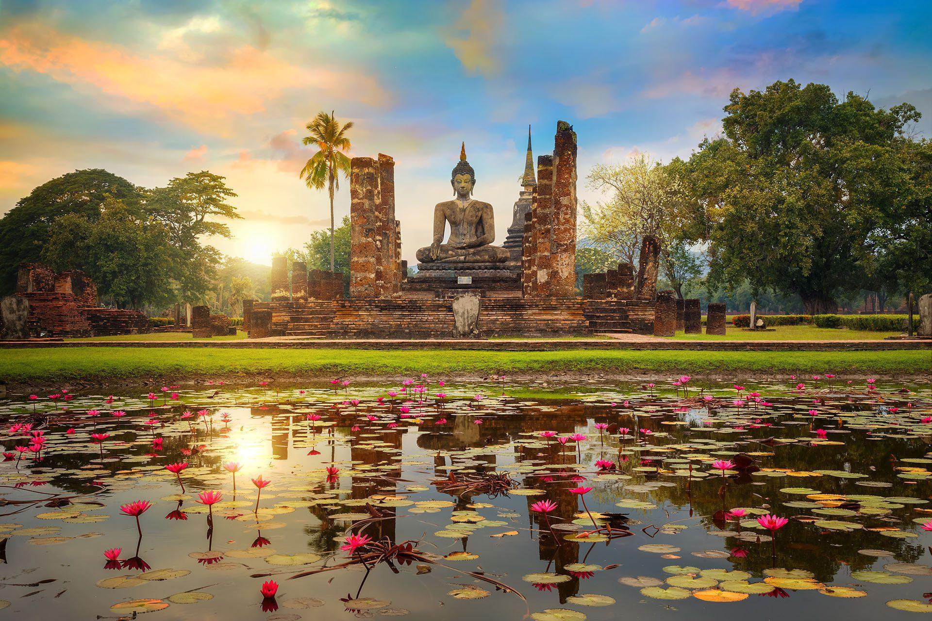 Guide gay de Sukhothai
