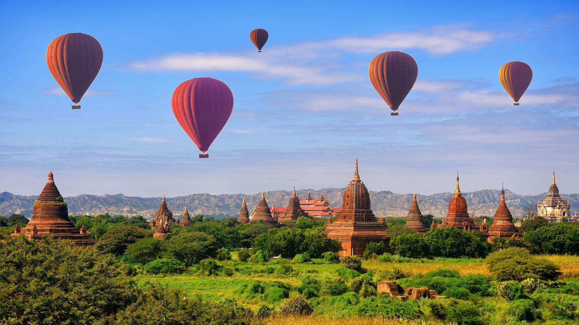 Guide gay de Bagan
