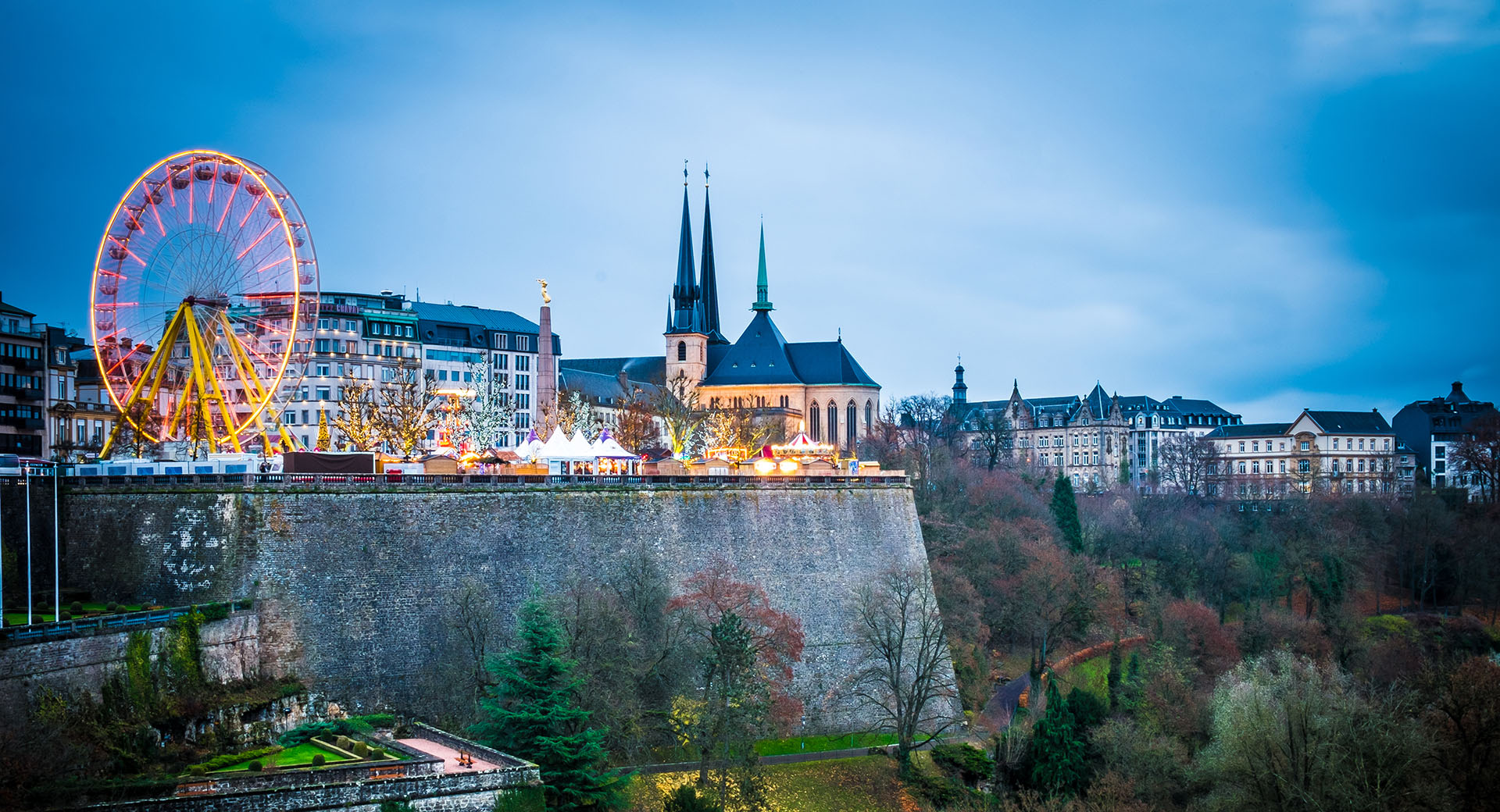 Guide gay de Luxembourg-Ville