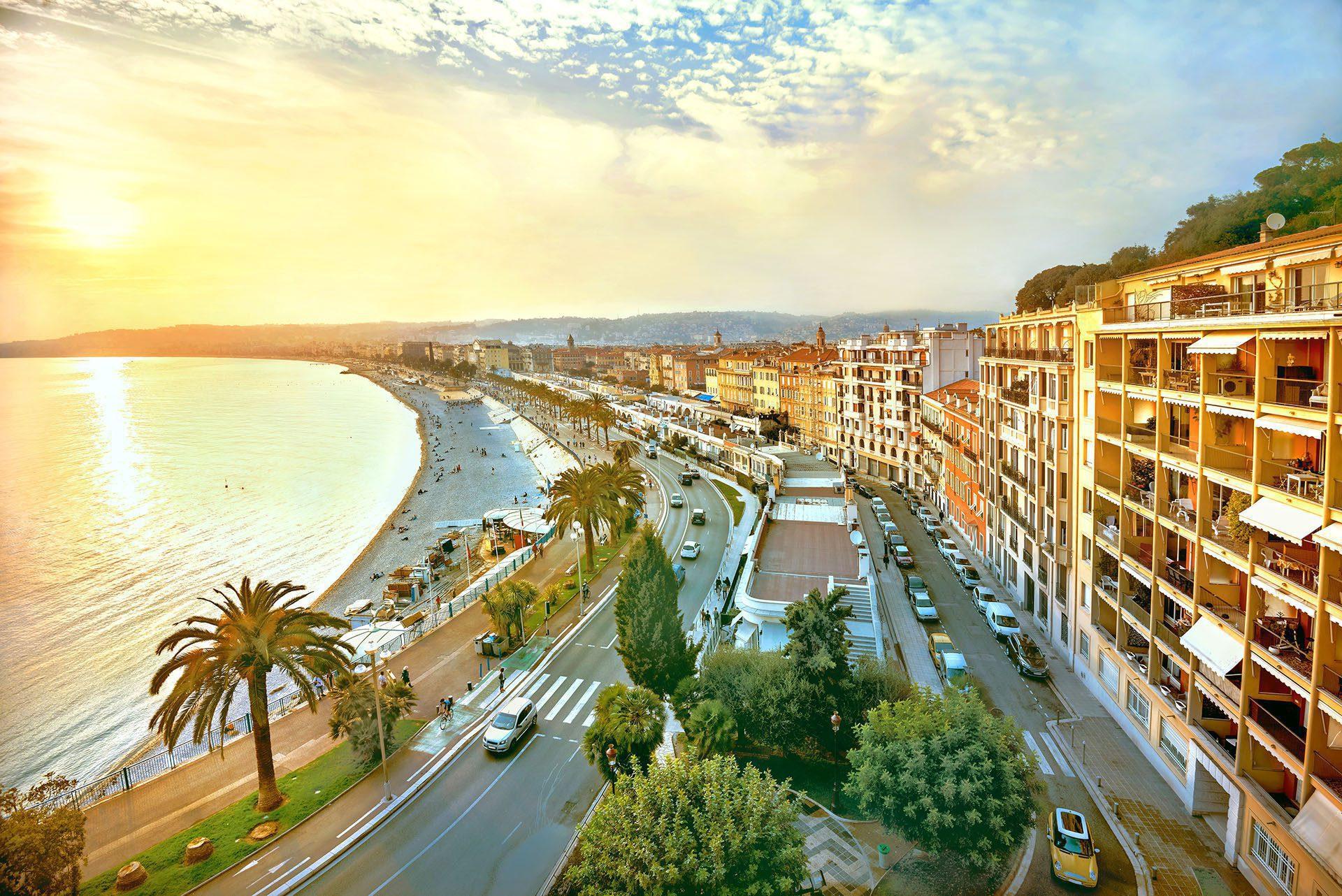 Guide gay de Nice, France