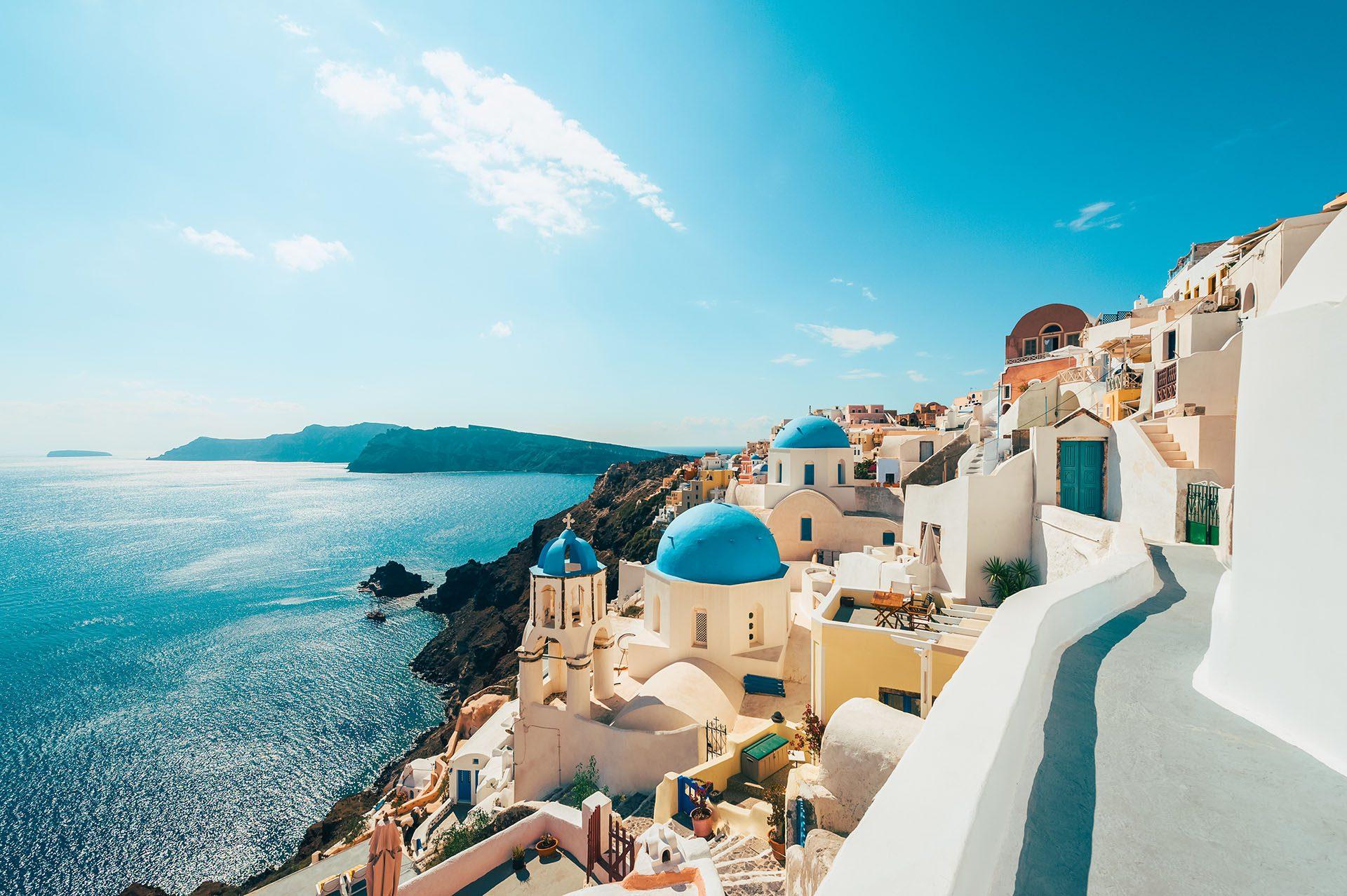Guide gay de Santorini
