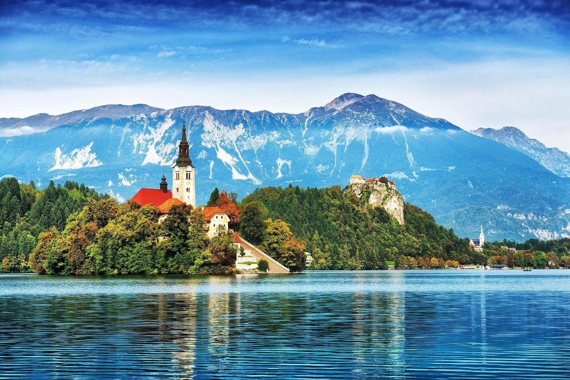 Guide gay de la Slovénie
