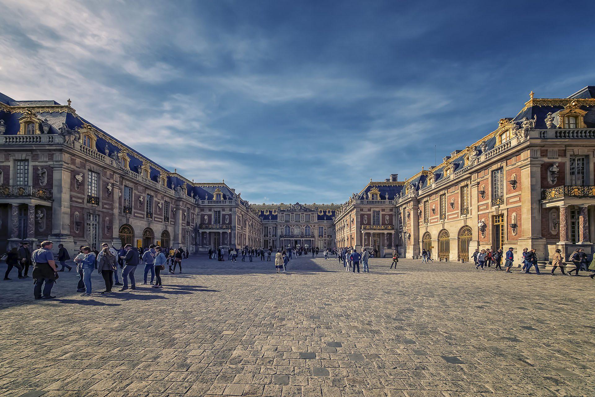Guide gay de Versailles