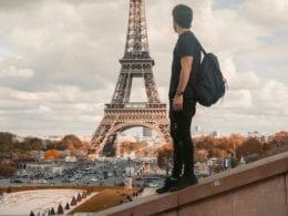 Paris : une histoire d' amour