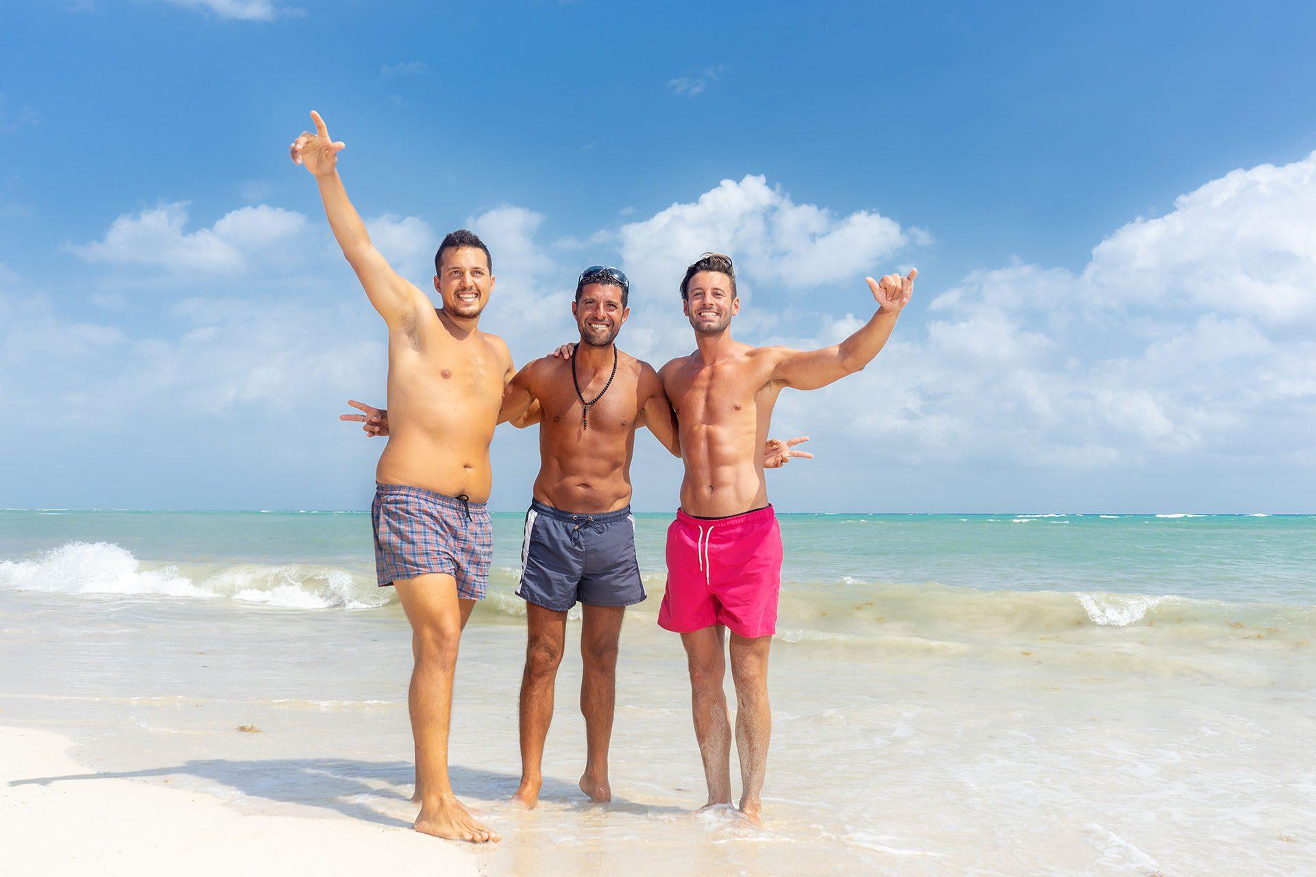 Plage gay de Cancun