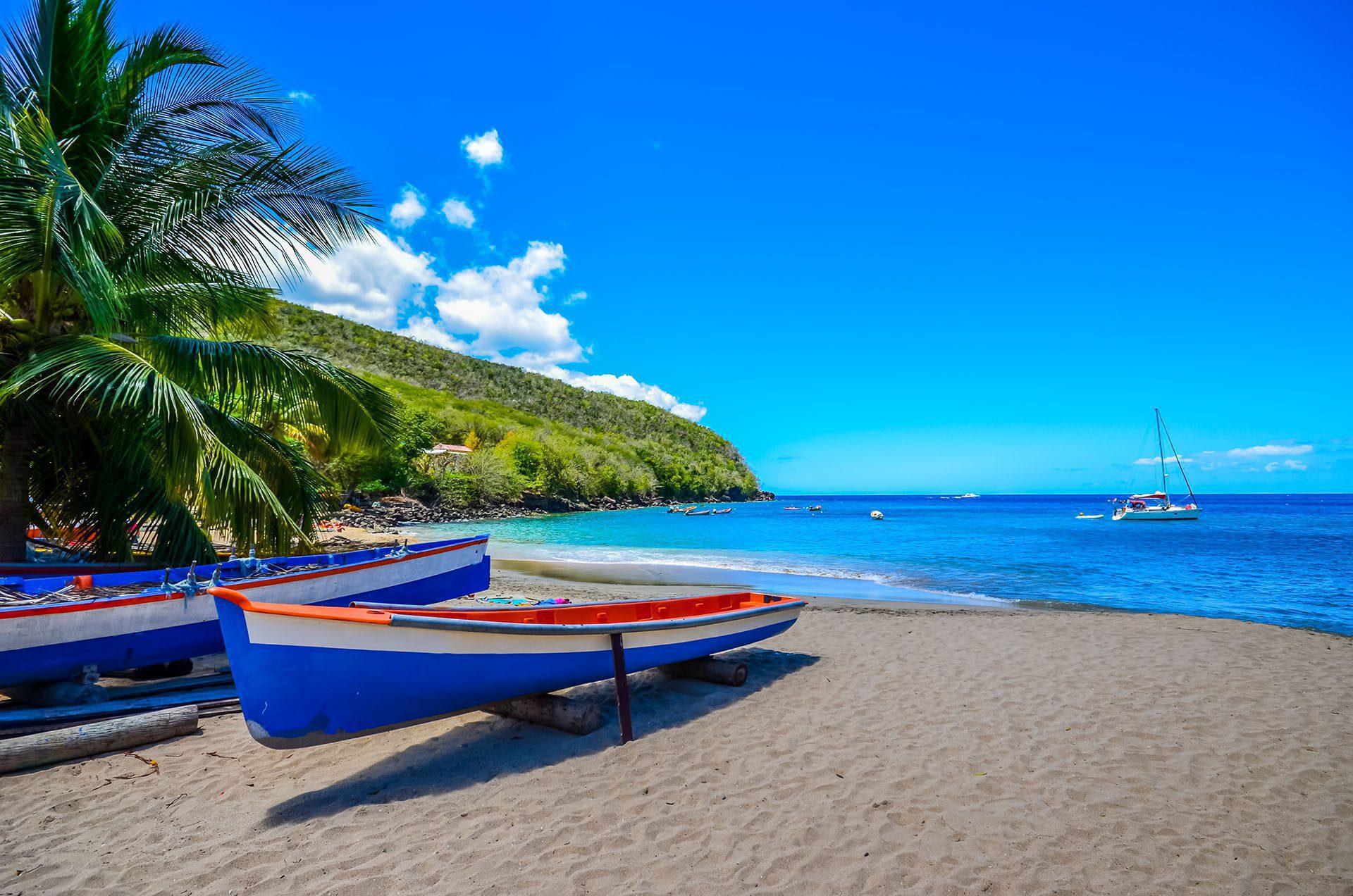 Plage gay de la Martinique