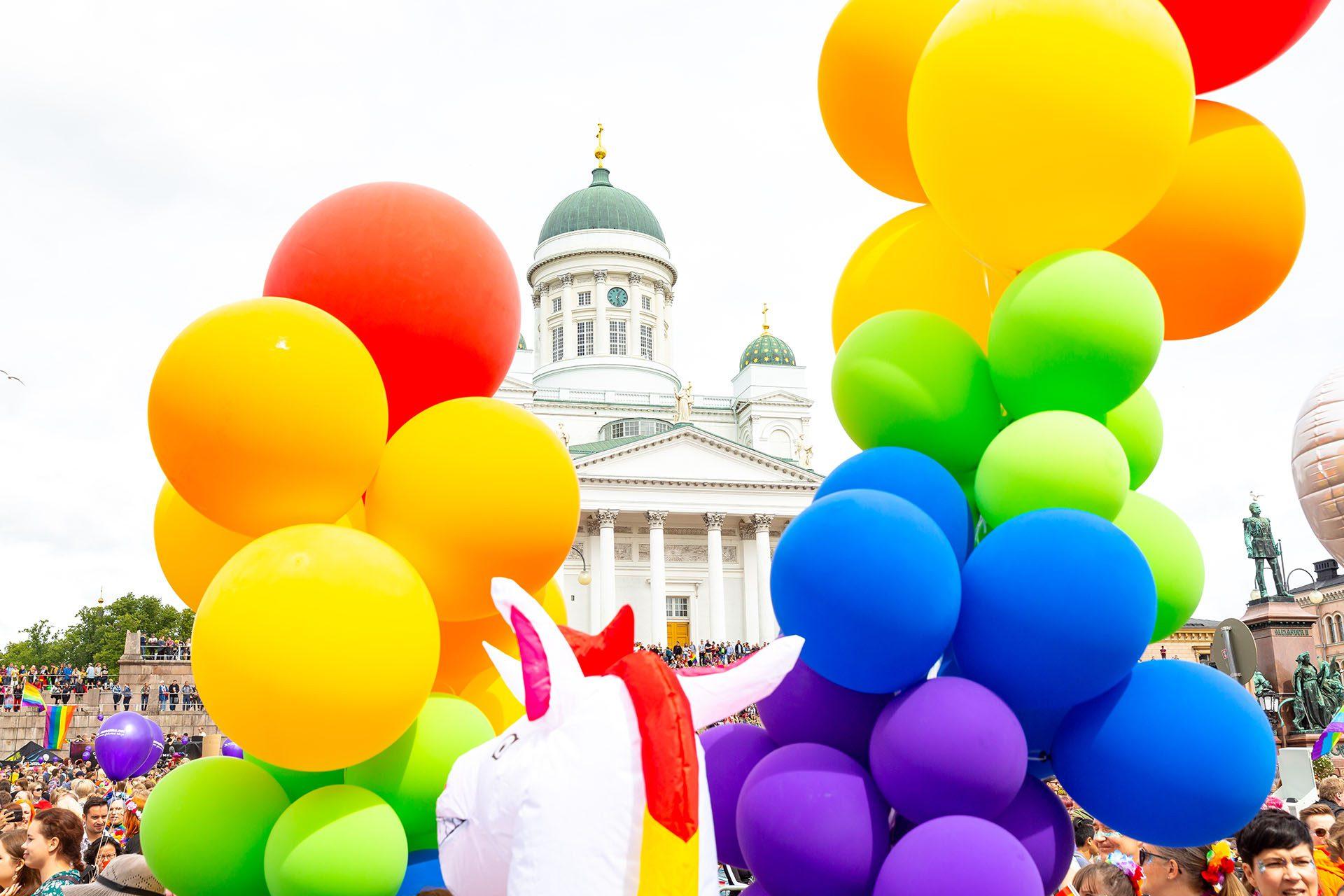 Quartier gay d'Helsinki
