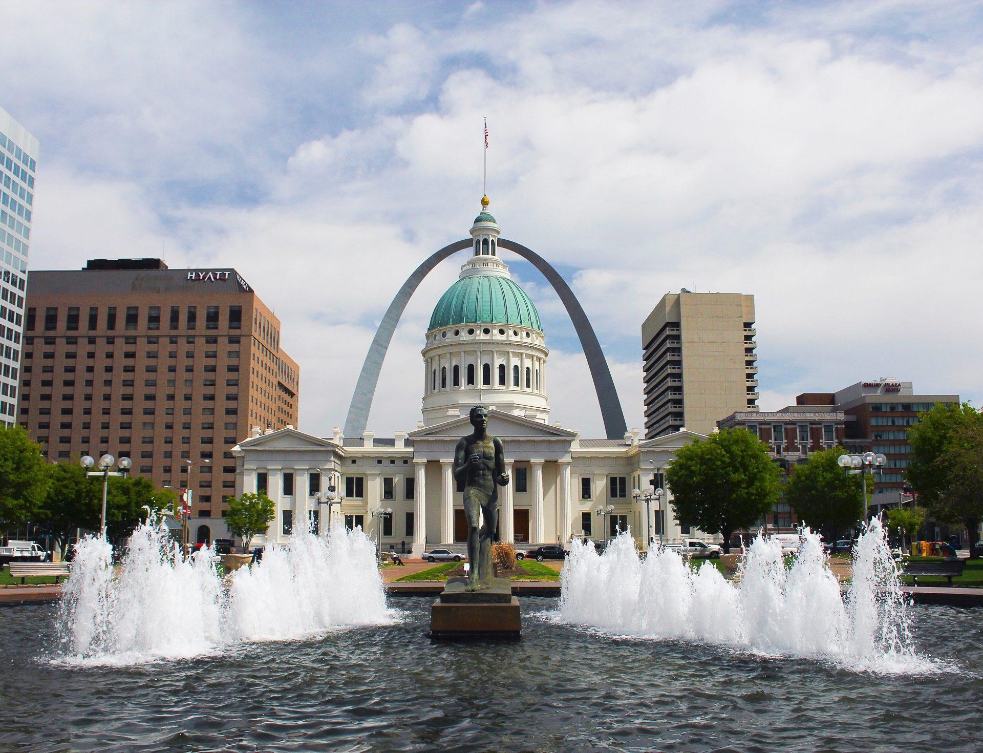 Saint-Louis : l'une des 50 villes gay-friendly des États-Unis