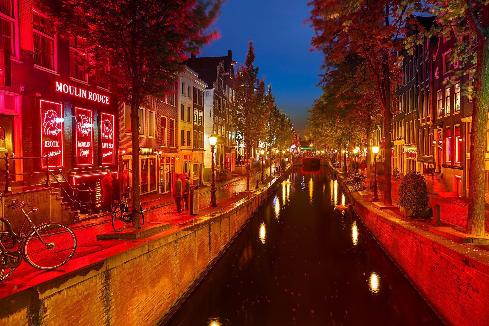 Vacance gay à Amsterdam