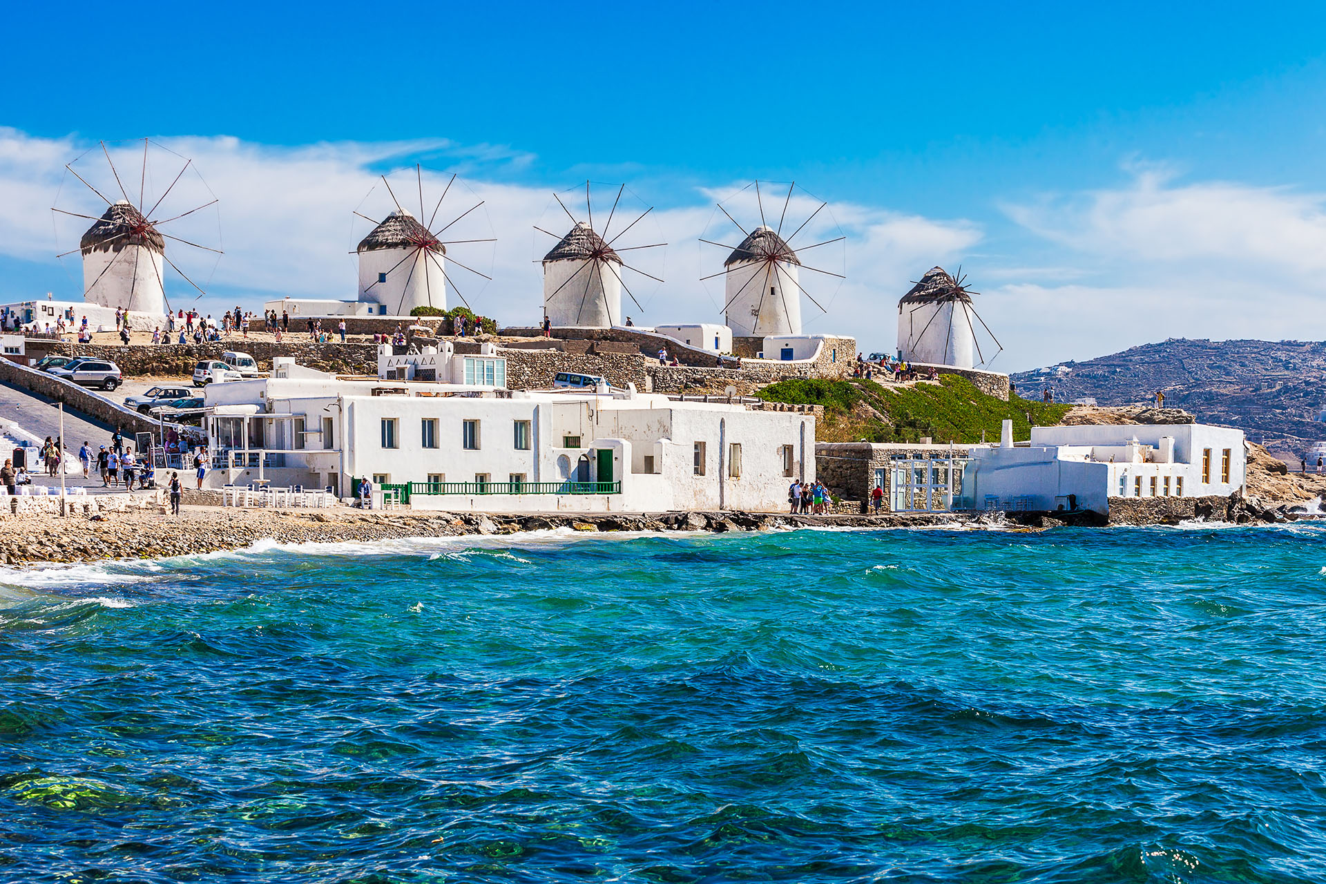 Vacances gay de Mykonos