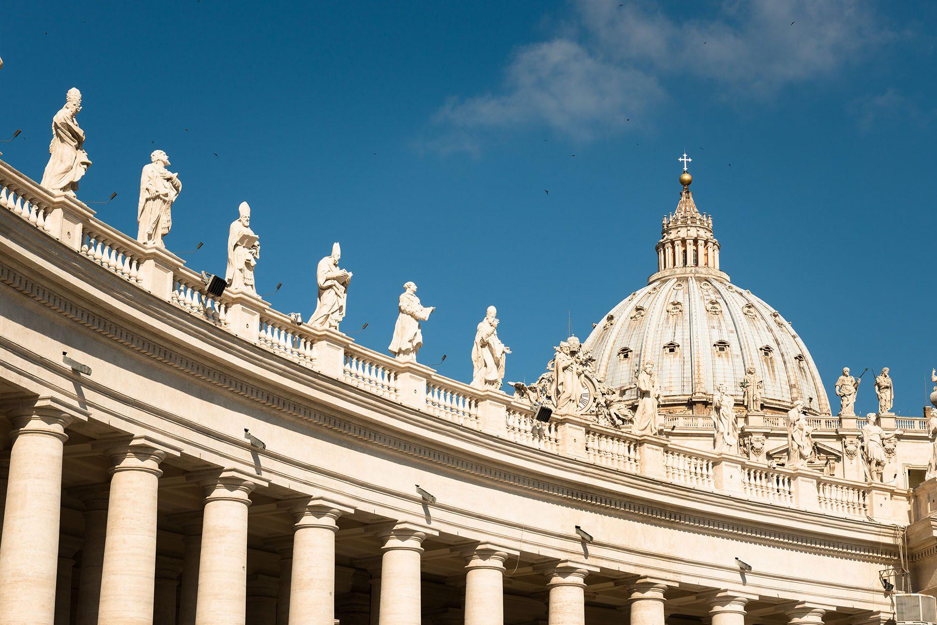 Vacance gay du Vatican
