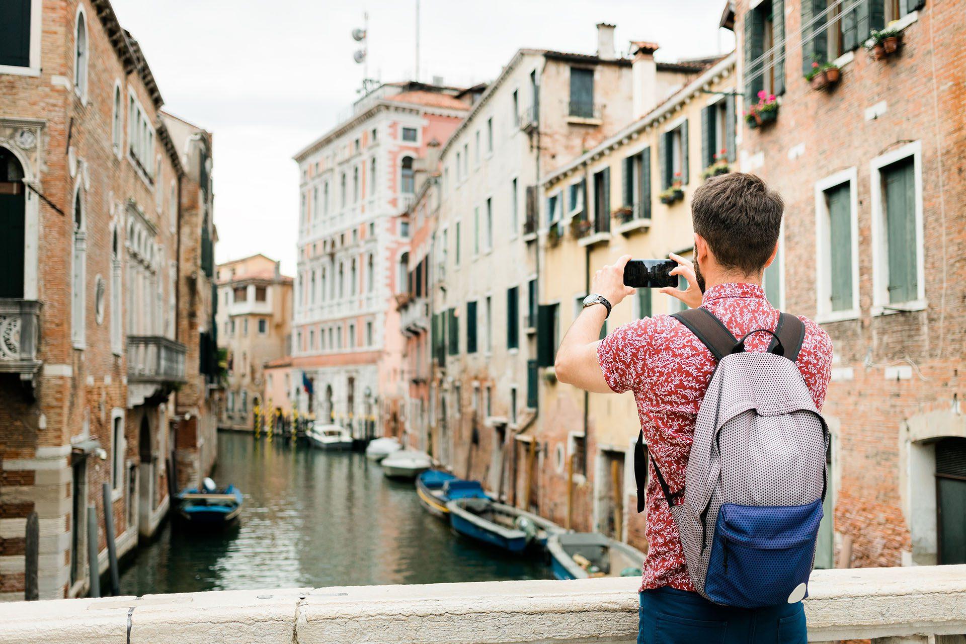 Vacance gay de Venise