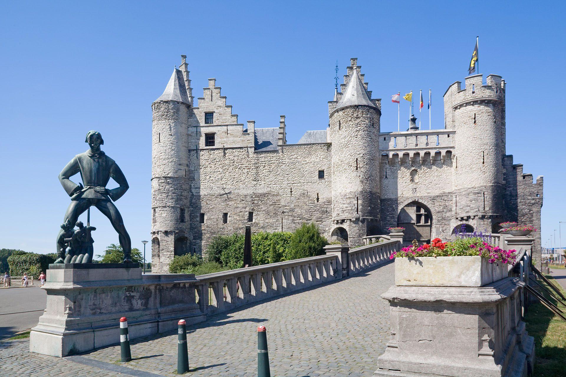 Visite gay d'Anvers (Antwerp)