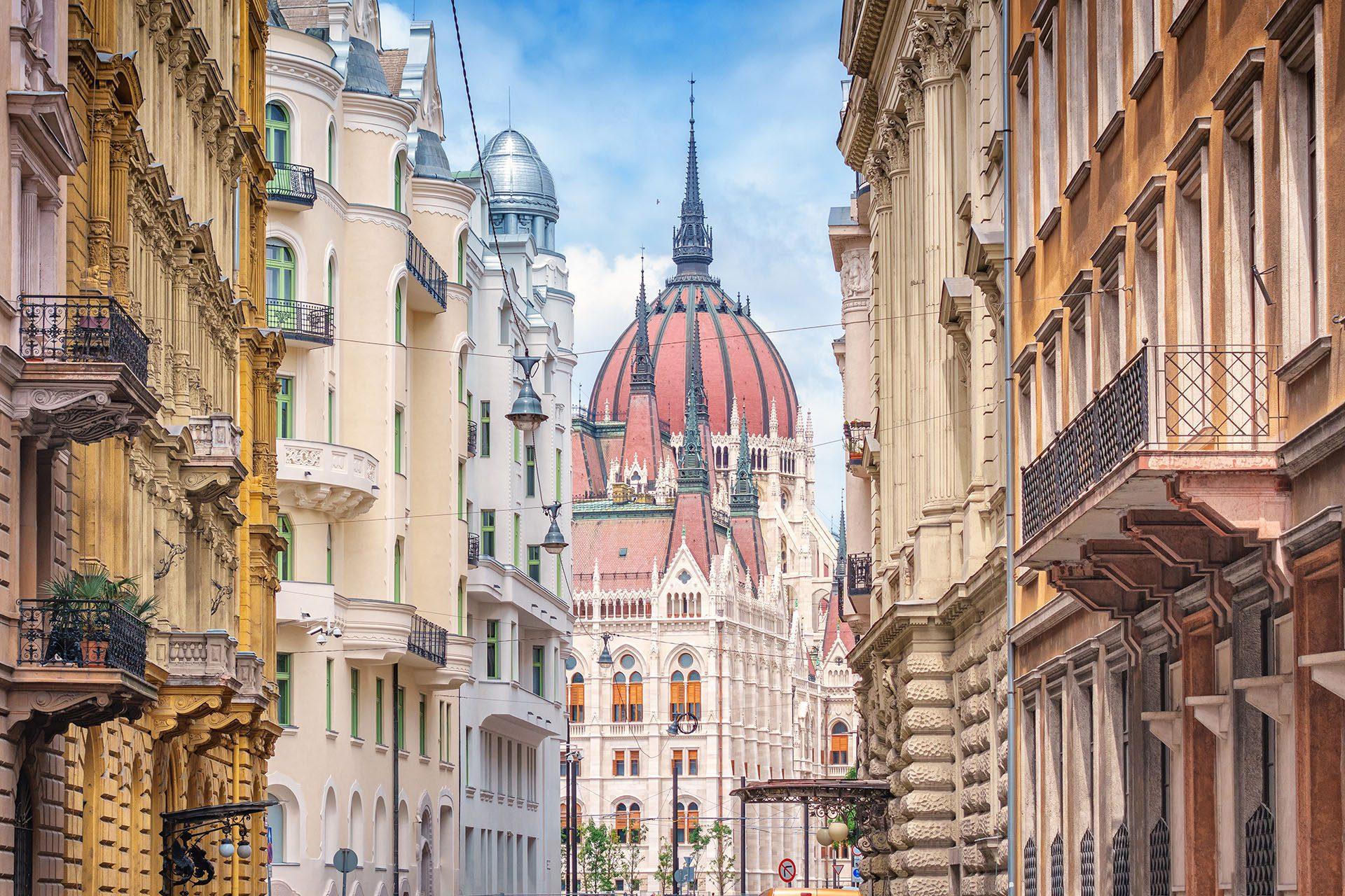 Visite gay de Budapest