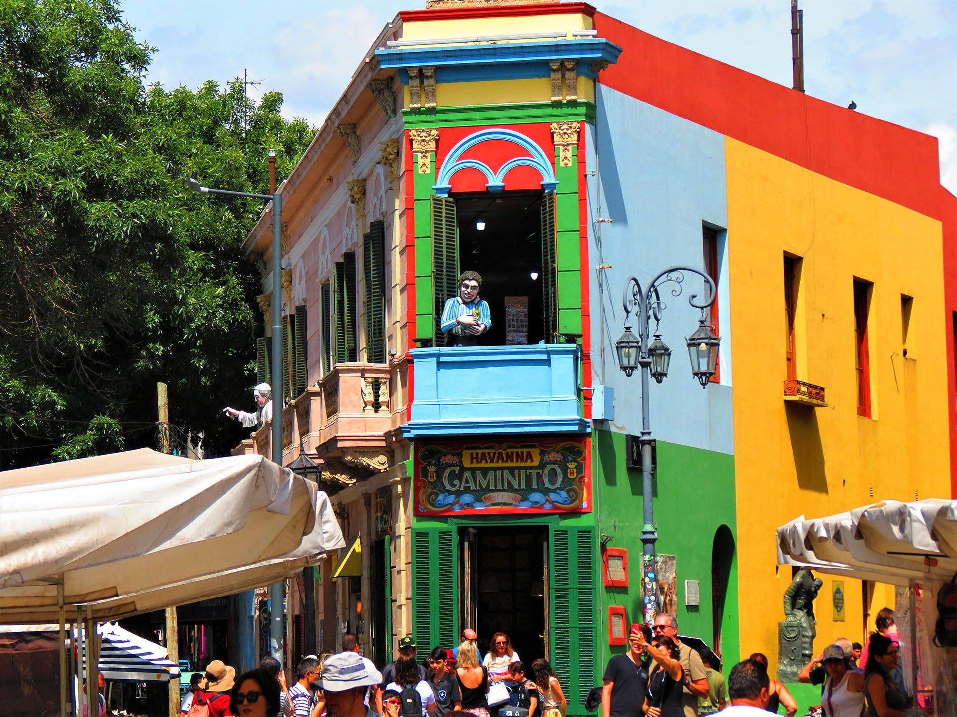 Visite gay de Buenos Aires