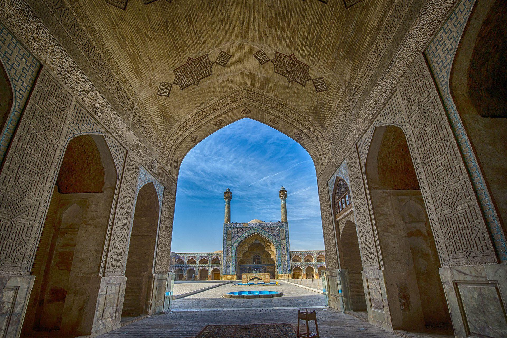 Visite gay de l'Iran