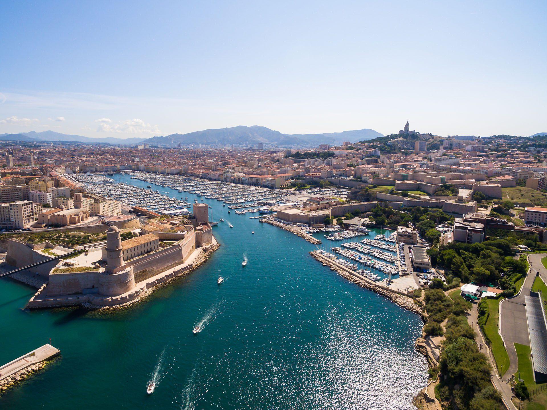 Visite gay de Marseille