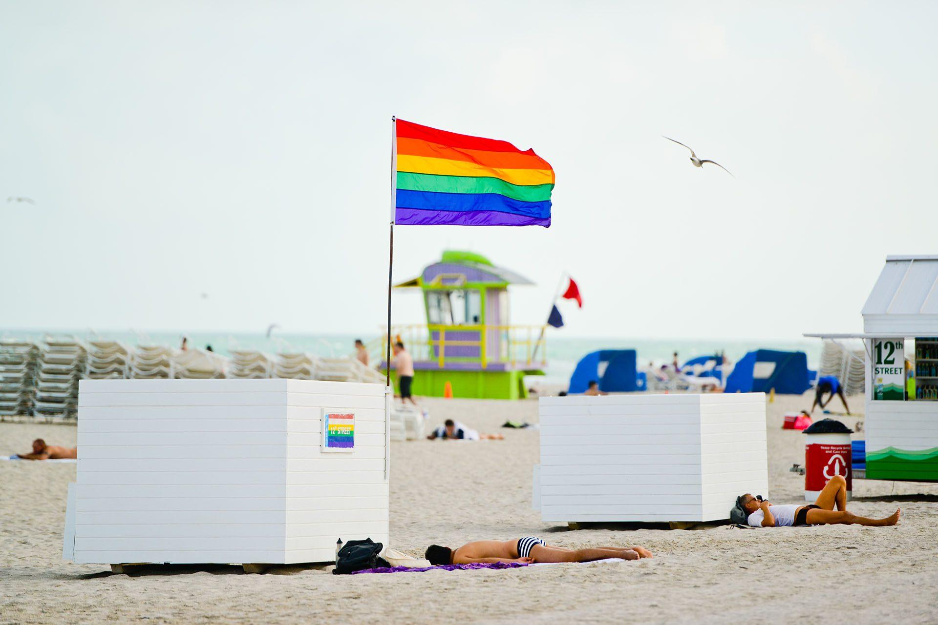 Visite gay de Miami
