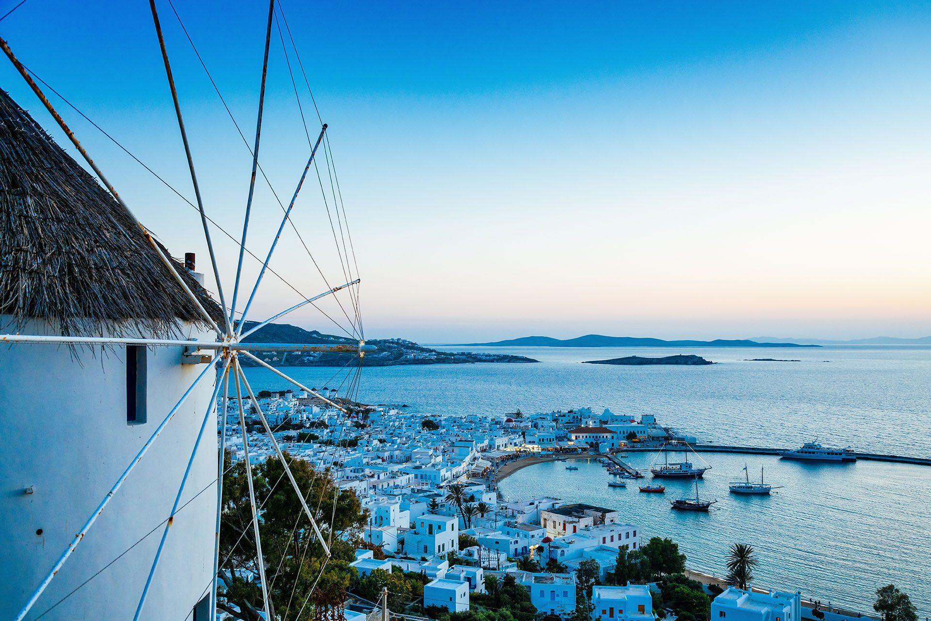 Visite gay de Mykonos
