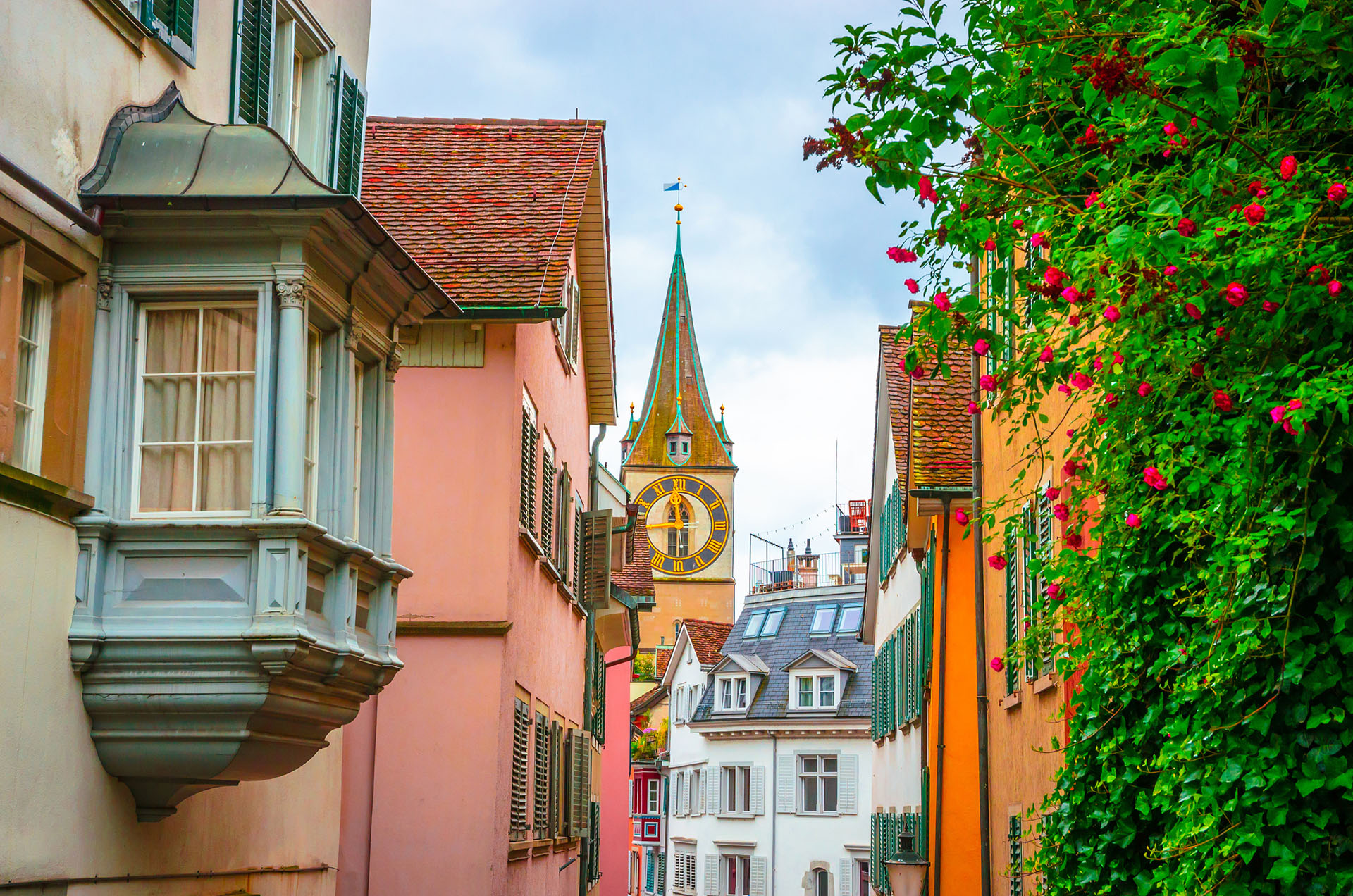 Visite gay de Zurich