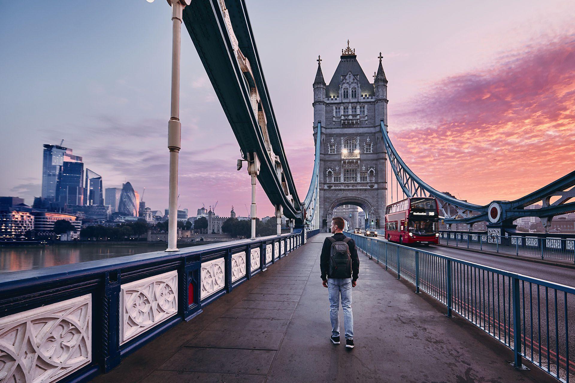 Voyage gay de Londres