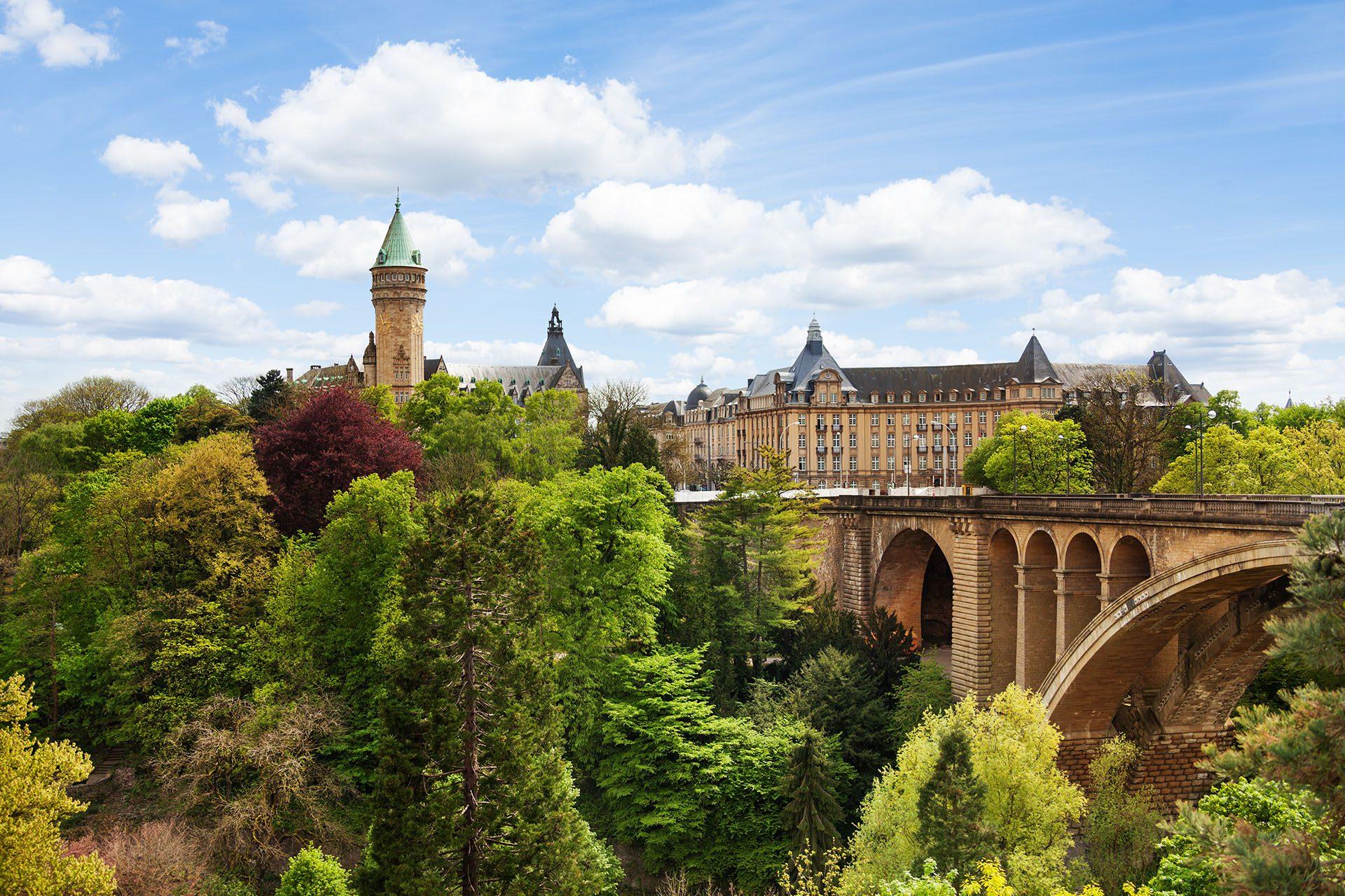 Voyage gay de Luxembourg-Ville