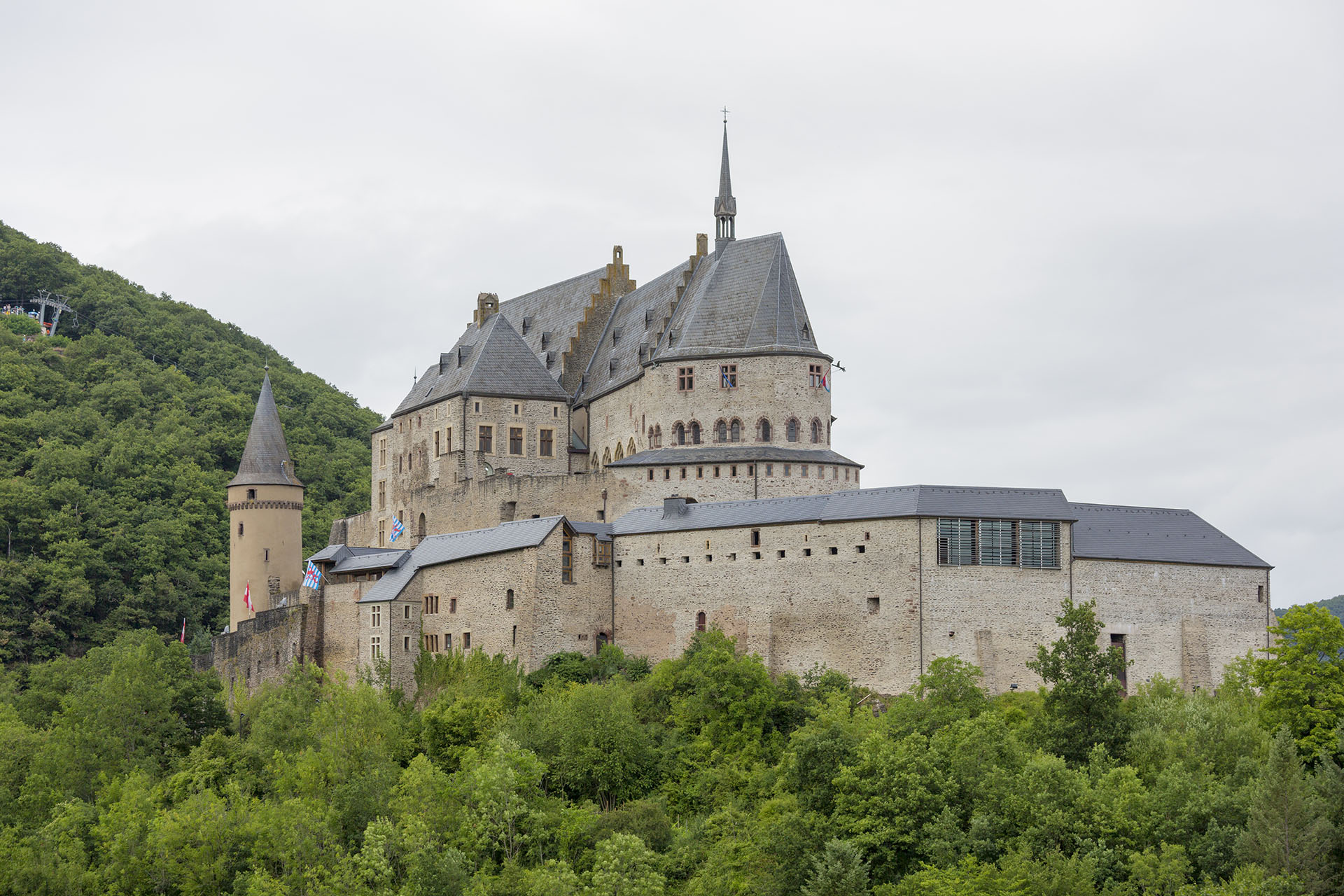 Voyage gay du Luxembourg