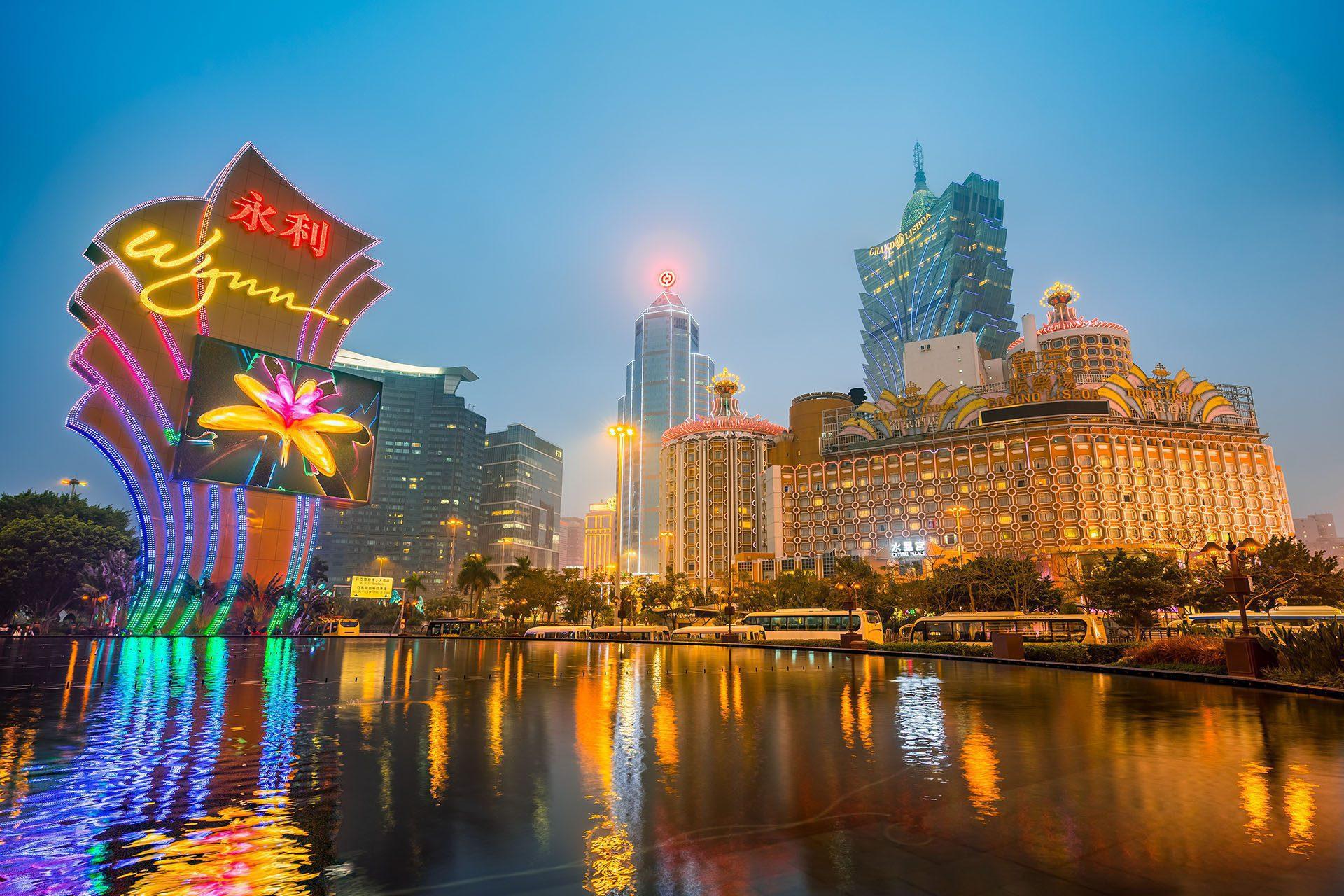 Voyage gay de Macao