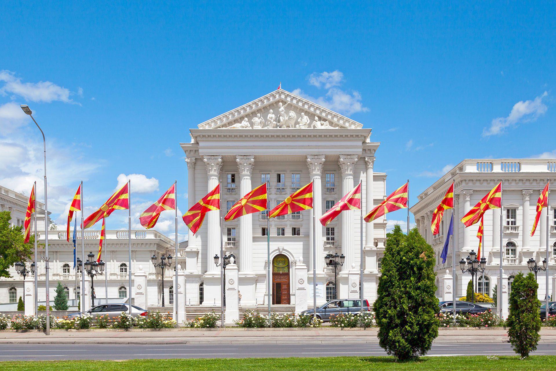 Voyage gay de la Macédoine du Nord
