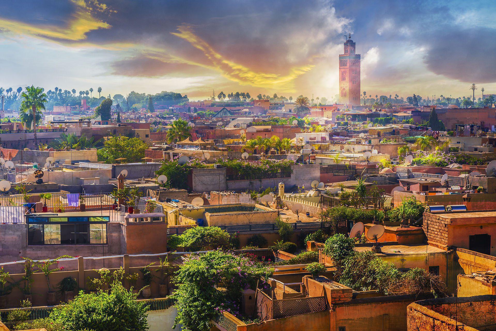 Voyage gay de Marrakech