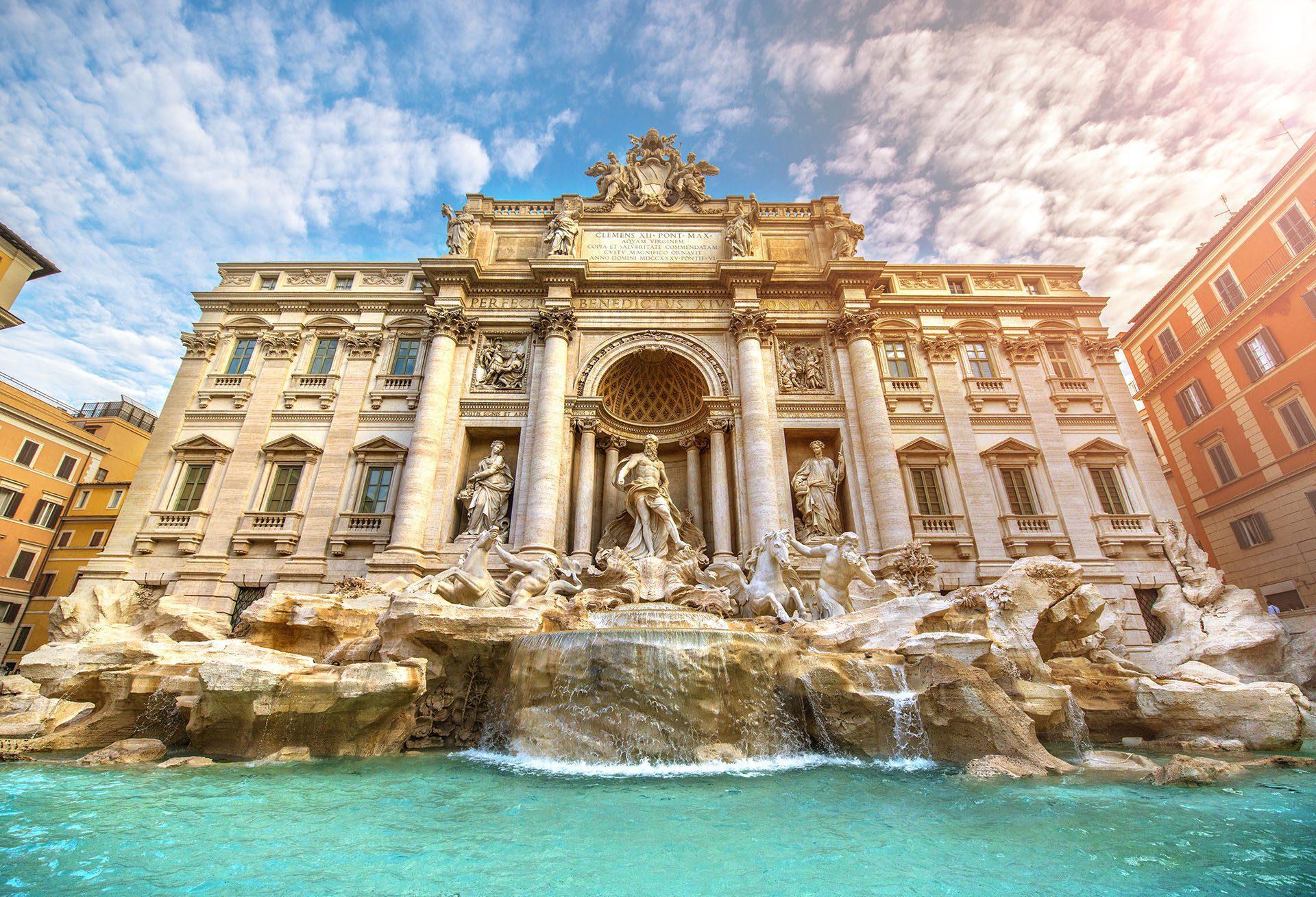 Voyage gay de Rome