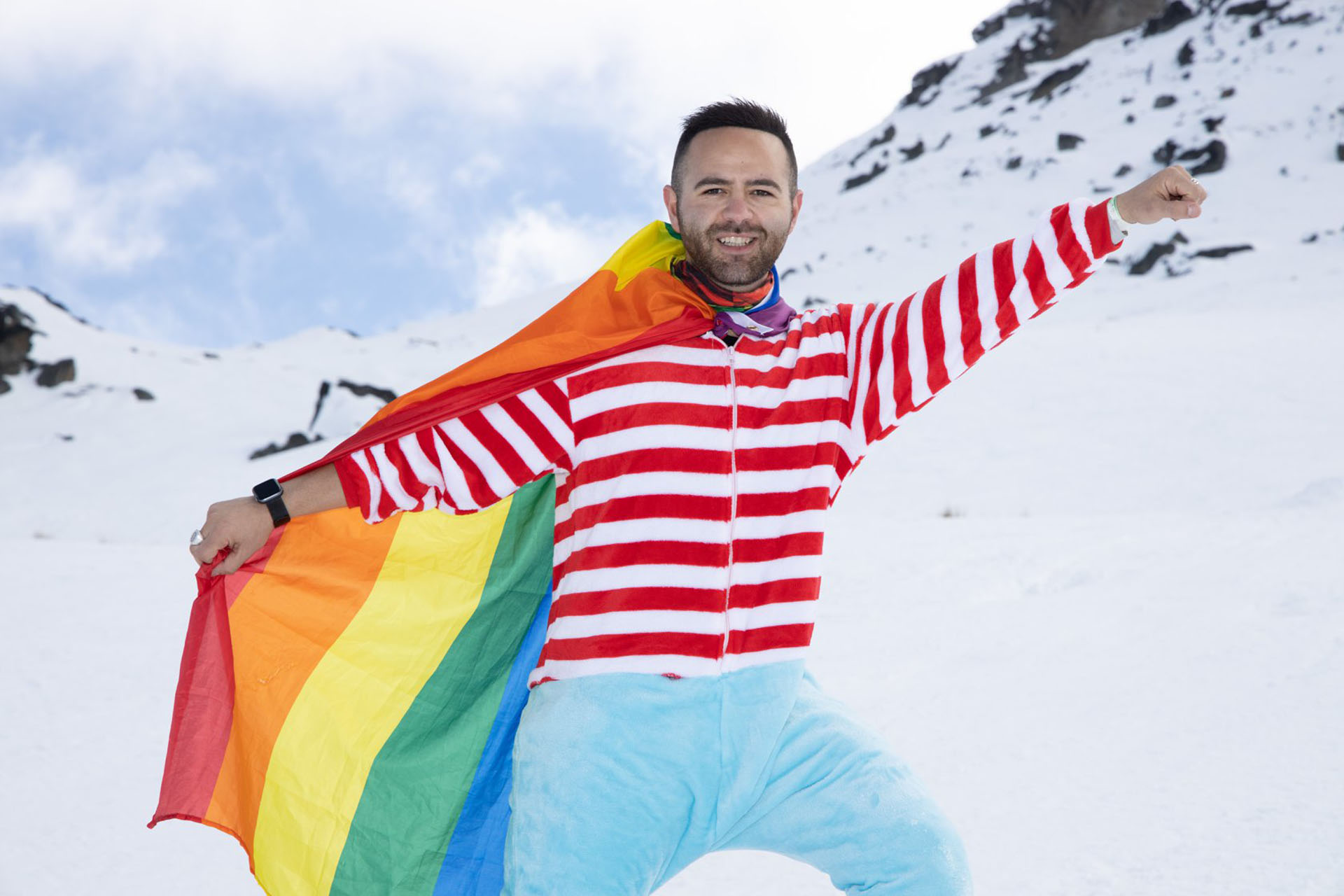 La semaine de ski gay à Queenstown, Nouvelle-Zélande