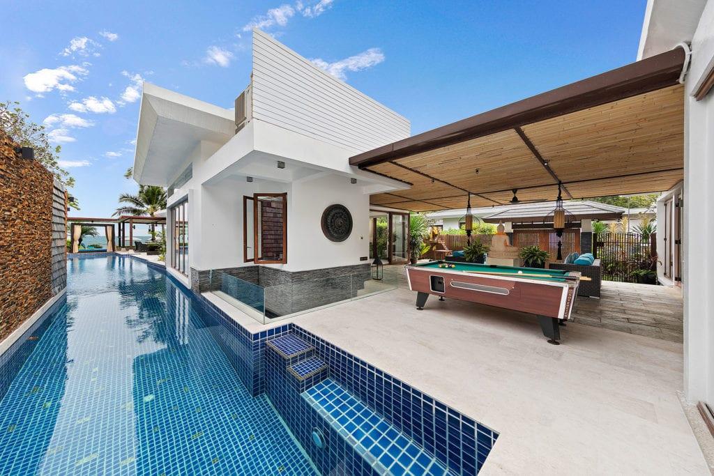 Villa gay de Koh Samui