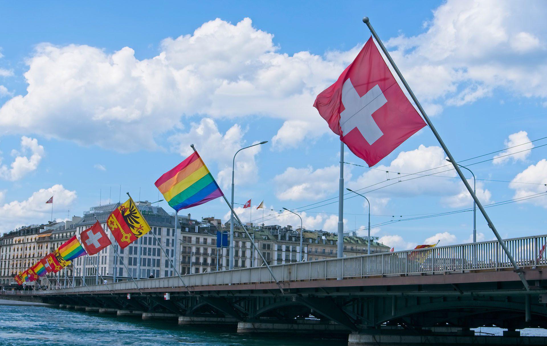 Droits LGBT en Suisse