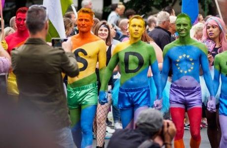 Gay Pride de Francfort