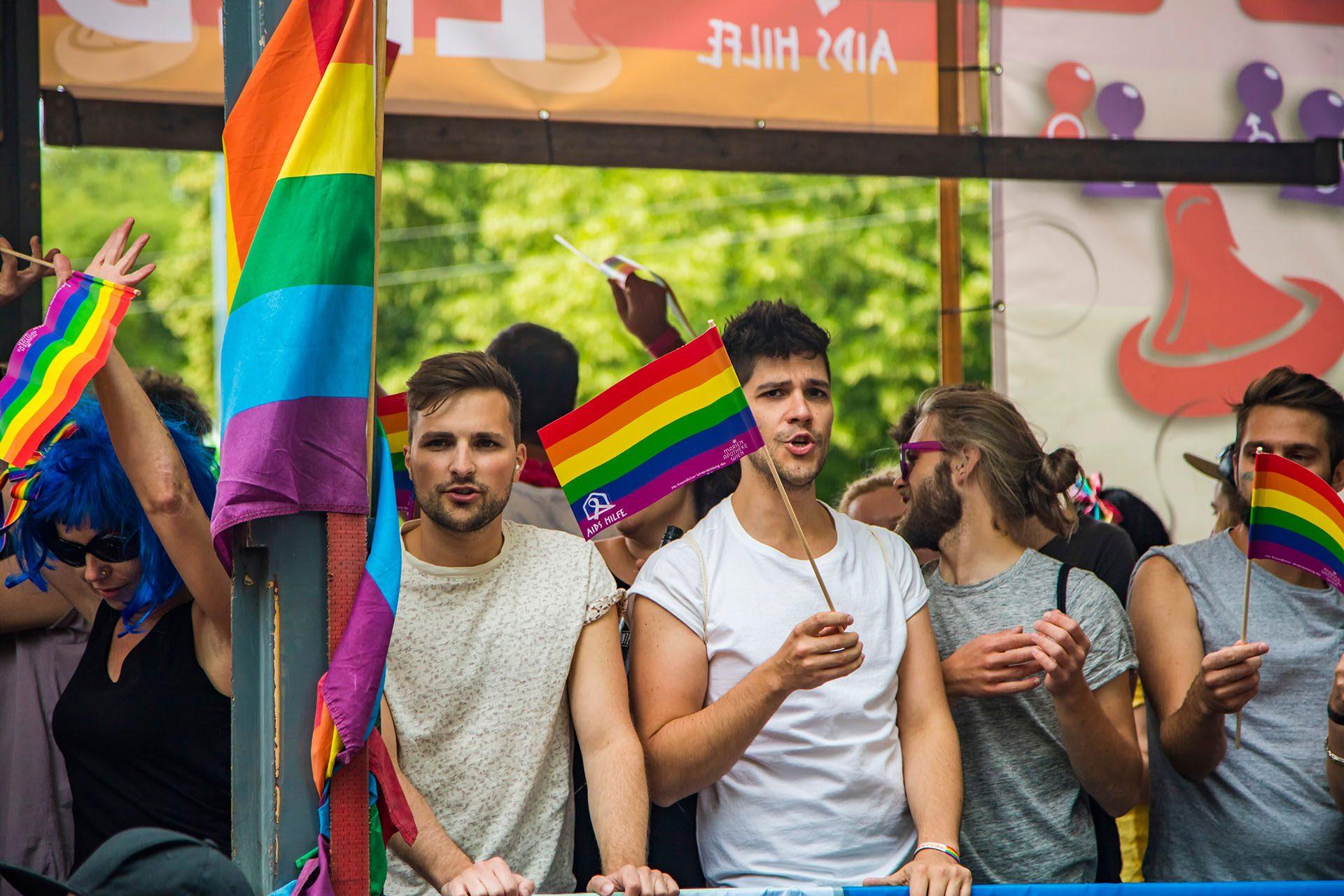 Gay Pride d'Anvers