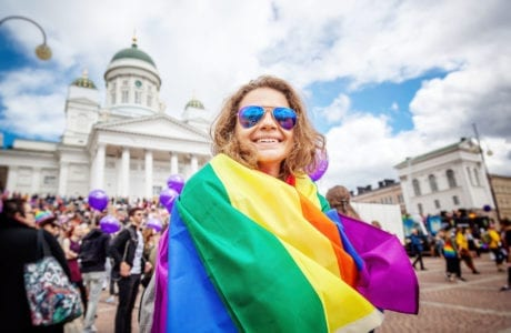 Gay Pride d'Helsinki