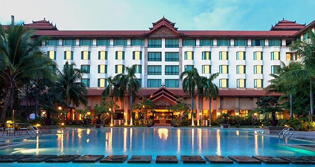 Hôtel gay de Mandalay