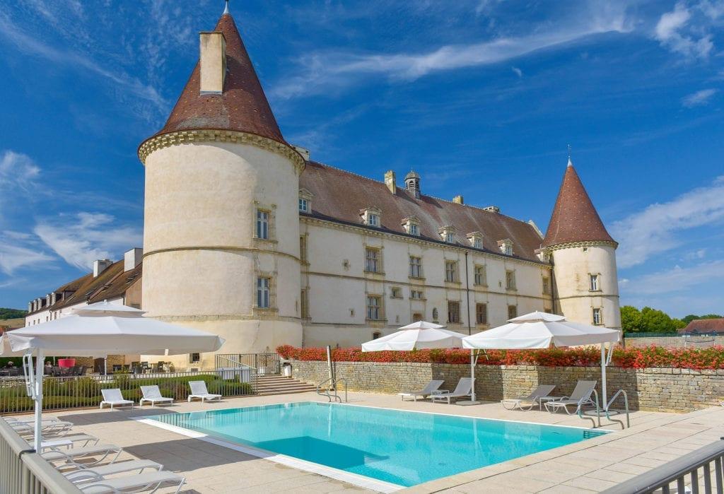 Hôtel gay à Dijon