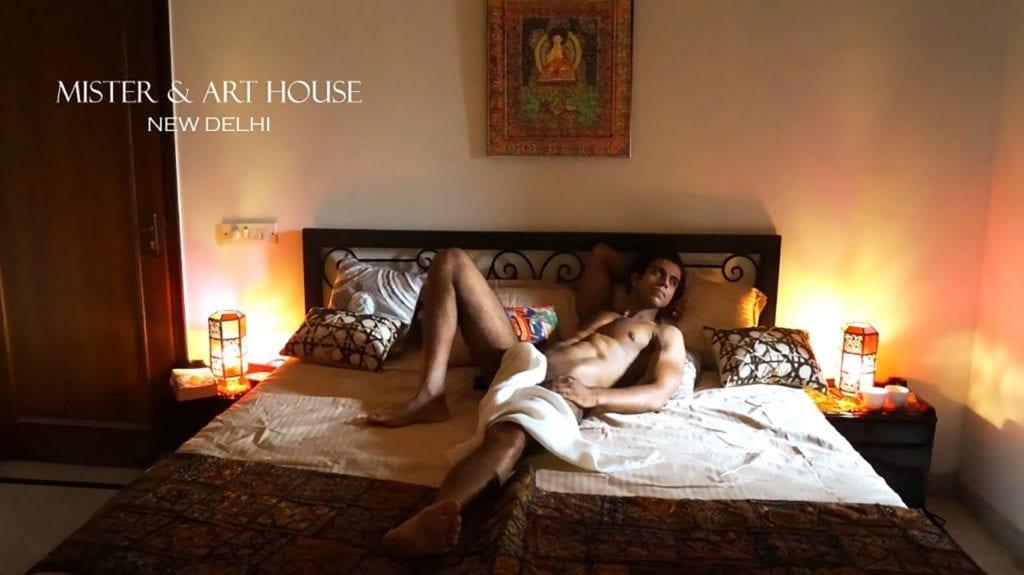 Hôtel gay de Delhi