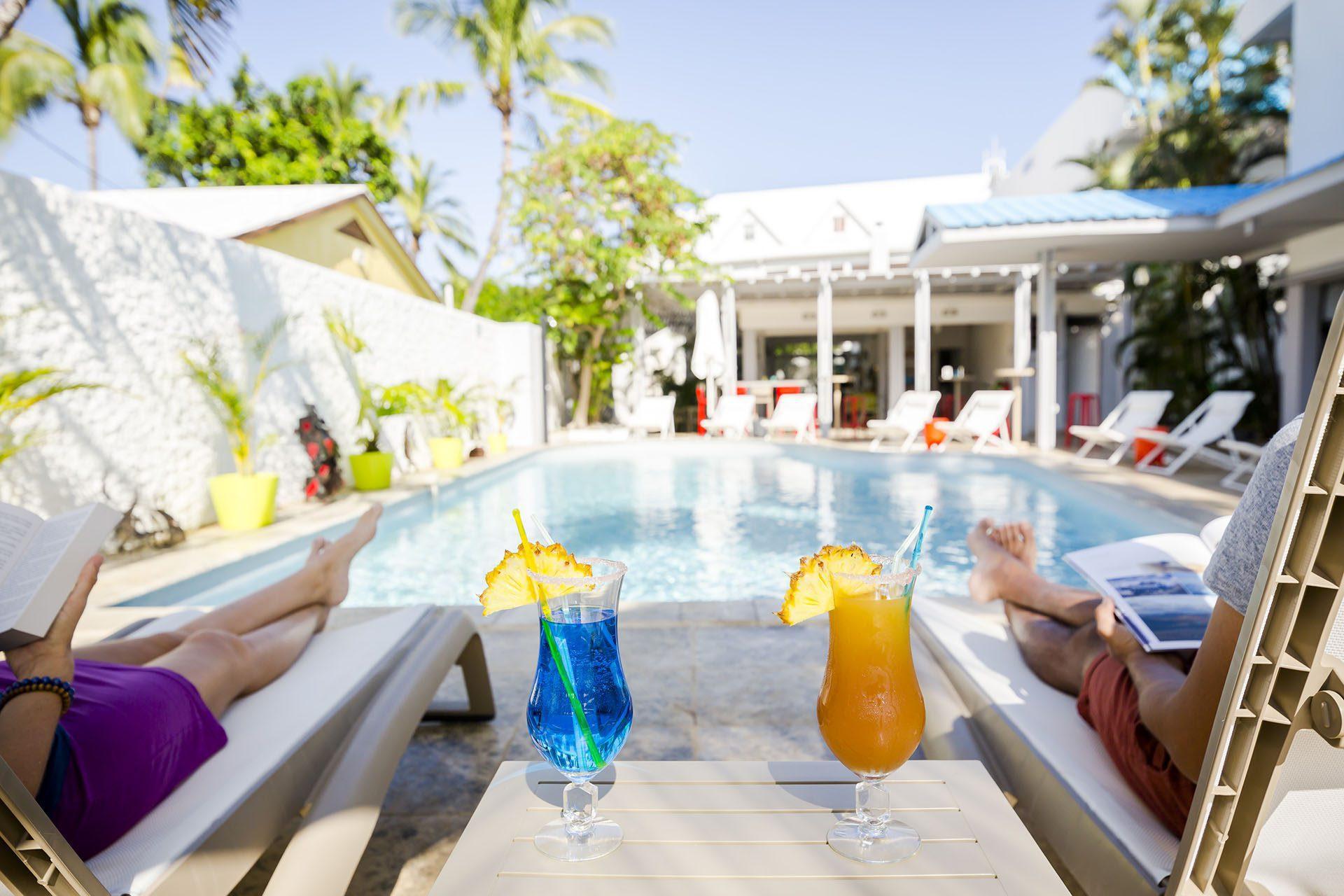 Hôtel gay à l'île de La Réunion