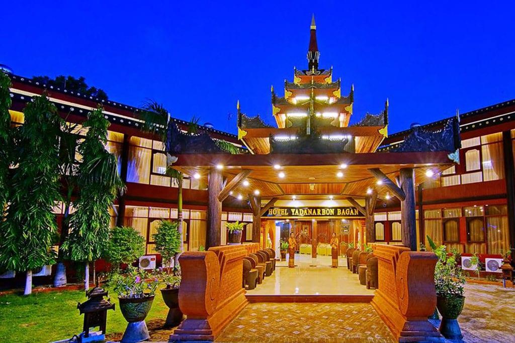 Hôtel gay à Bagan